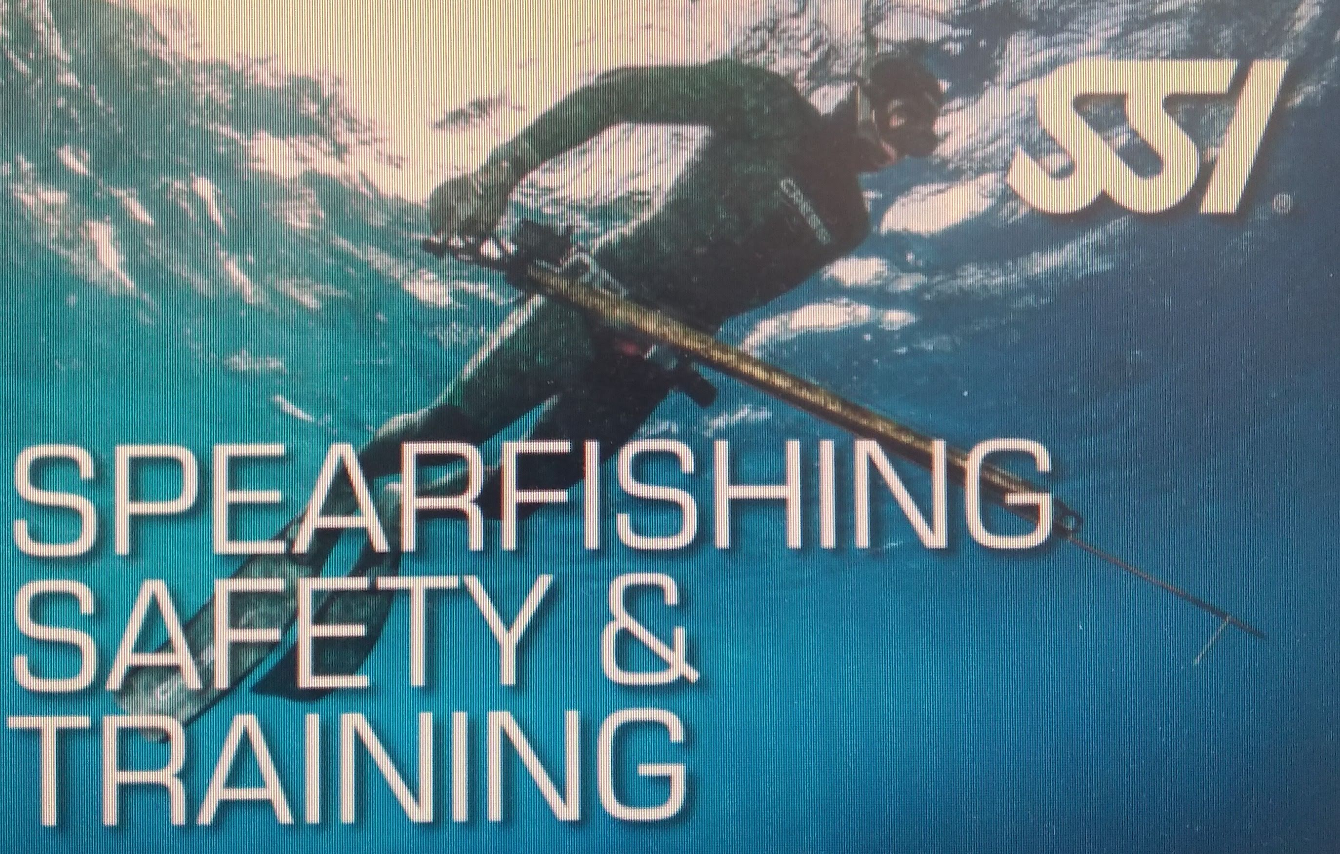 Spearfishing: Safety and Training