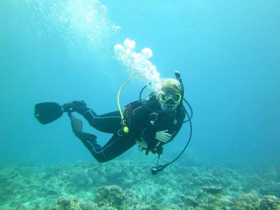 Scuba Diver (Open Water)
