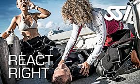 React Right: First Aid & CPR Course, AED & O2