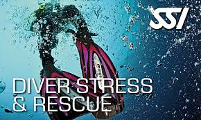 Stress and Rescue Diver