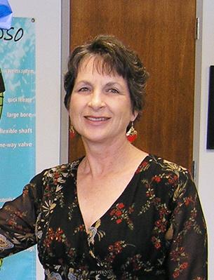 Valerie Earl: Manager