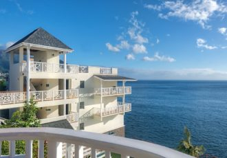Fort Young Hotel, Dominica