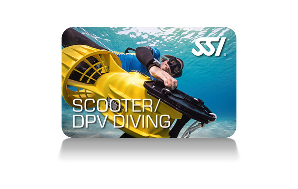 Seabob Scooter/DPV Diving