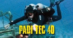 PADI Tec 40