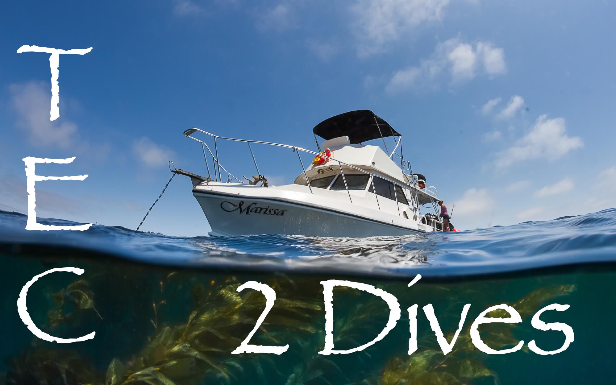 Marissa Charters - 2 Tec Dives