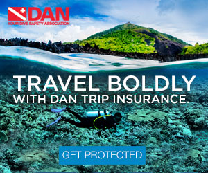Divers Alert Network Travel Insurance Protection Products