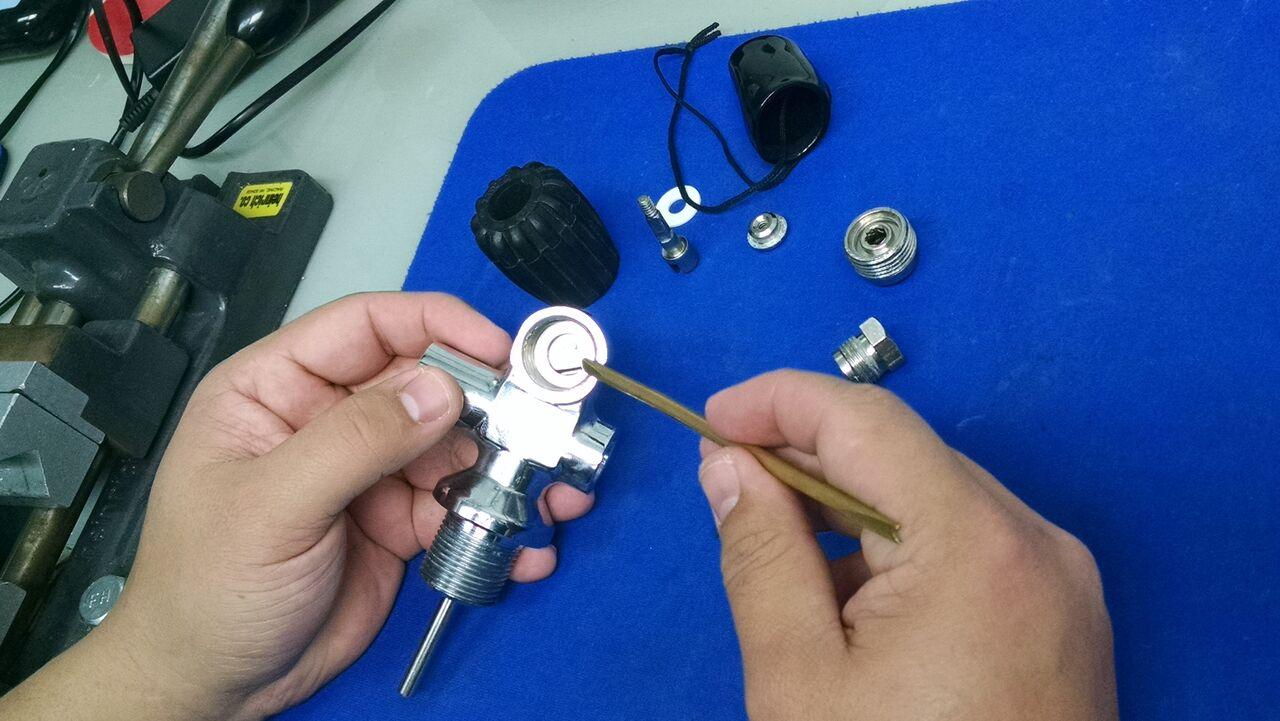 PSI-PCI Valve Repair Technician