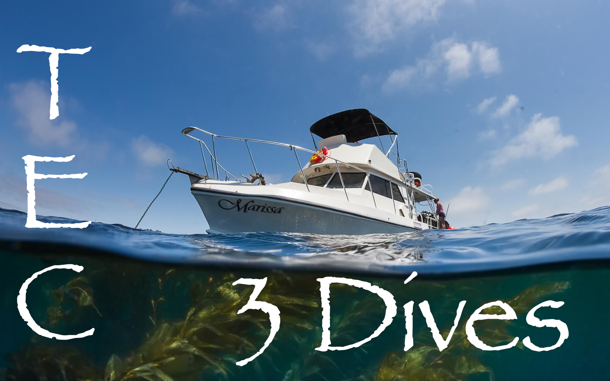 Marissa Charters 3 Tec Dives