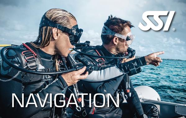 Underwater Navigation -