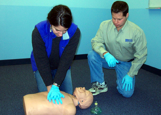 Medic First Aid Basic G2015 First Aid & Adult CPR with AED
