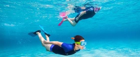 Snorkeling Class