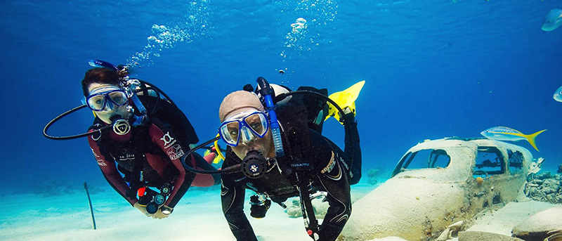 Master Scuba Diver™