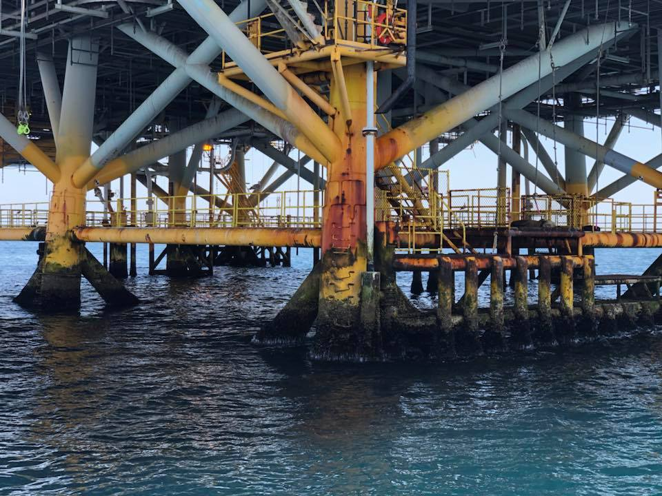 Oil Rigs Day Trip aboard the Cee Ray Aug 28th 2021
