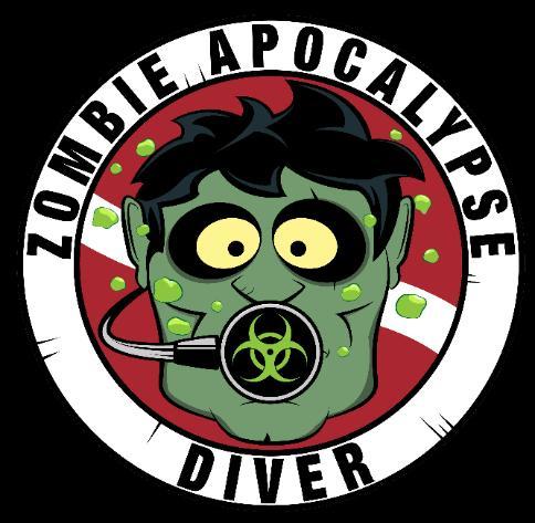 Zombie Apocalypse Diver