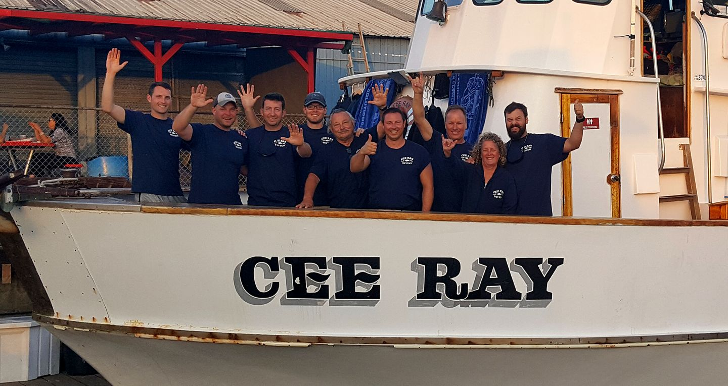 Cancelled!!!! Catalina Day Trip aboard the Cee Ray Aug 28th 2021