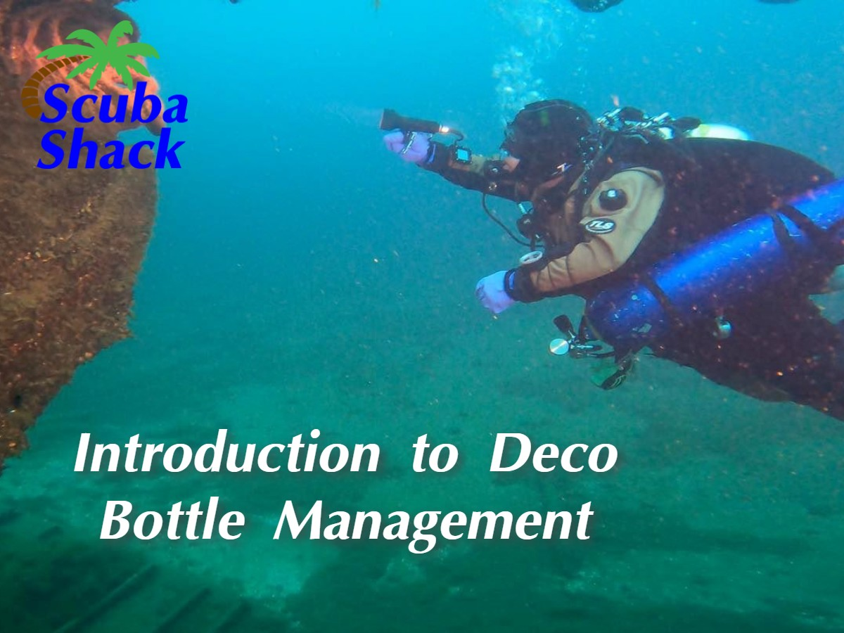 INTRODUCTION TO DECO BOTTLE MANAGEMENT --