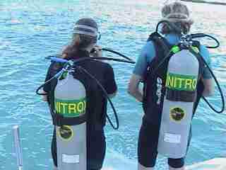 NAUI Enriched Air Nitrox