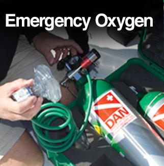 DAN Emergency Oxygen
