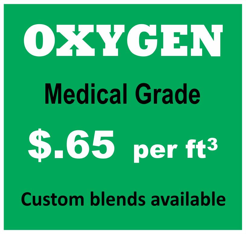 Oxygen fill
