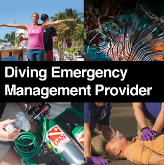 DAN Diving Emergency Management Provider (DEMP)