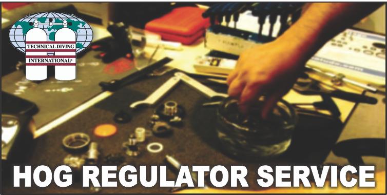 TDI / HOG Regulator Service Course
