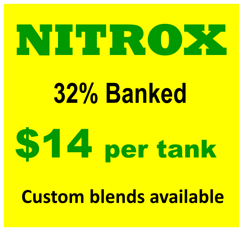Nitrox prices