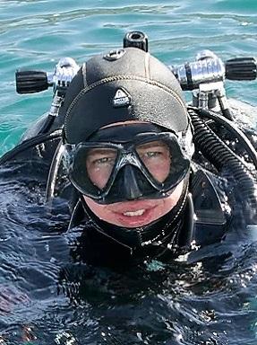 Kevin Bond, Scubatude Technical Diving Instructor