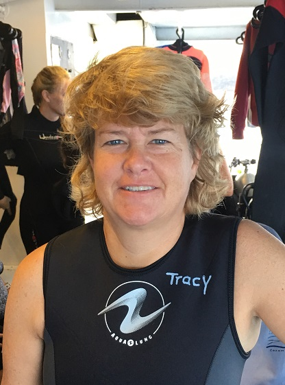 Tracy Lowrey - Scubatude Divemaster