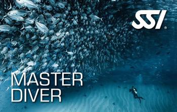 SSI Master Diver Program