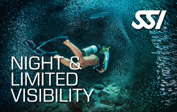 SSI Night & Limited Visibility Diving