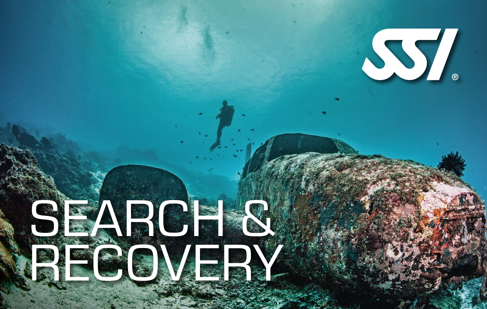 SSI Search & Recovery w/ SSI Digital Download