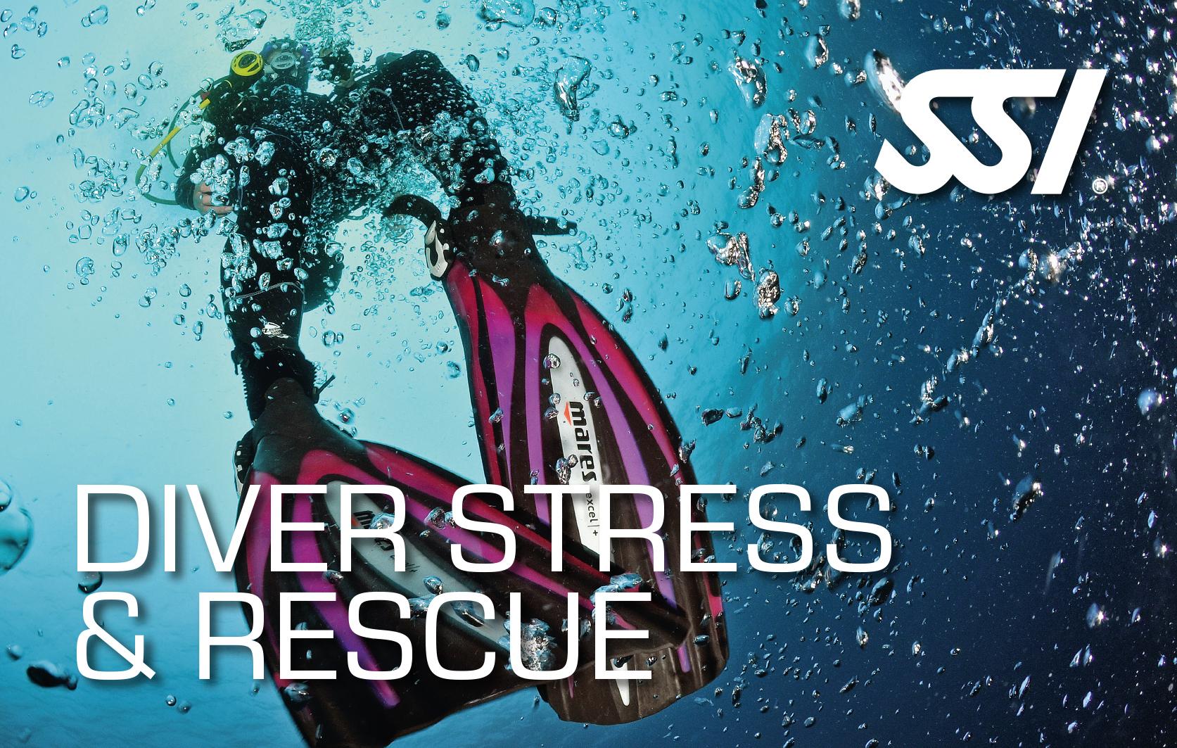 SSI Diver Stress & Rescue