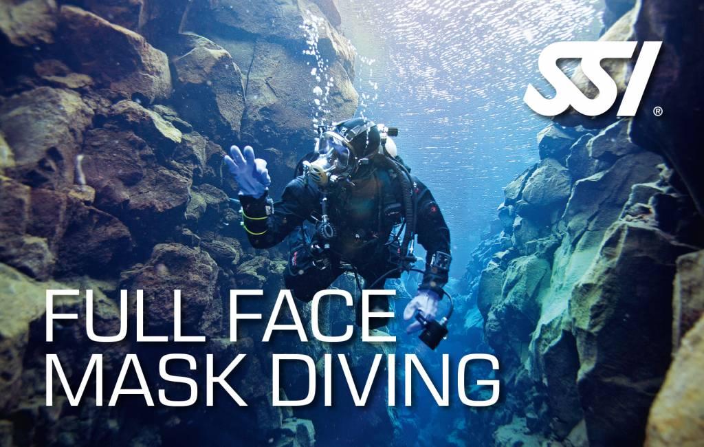 SSI Full Face Mask Diver
