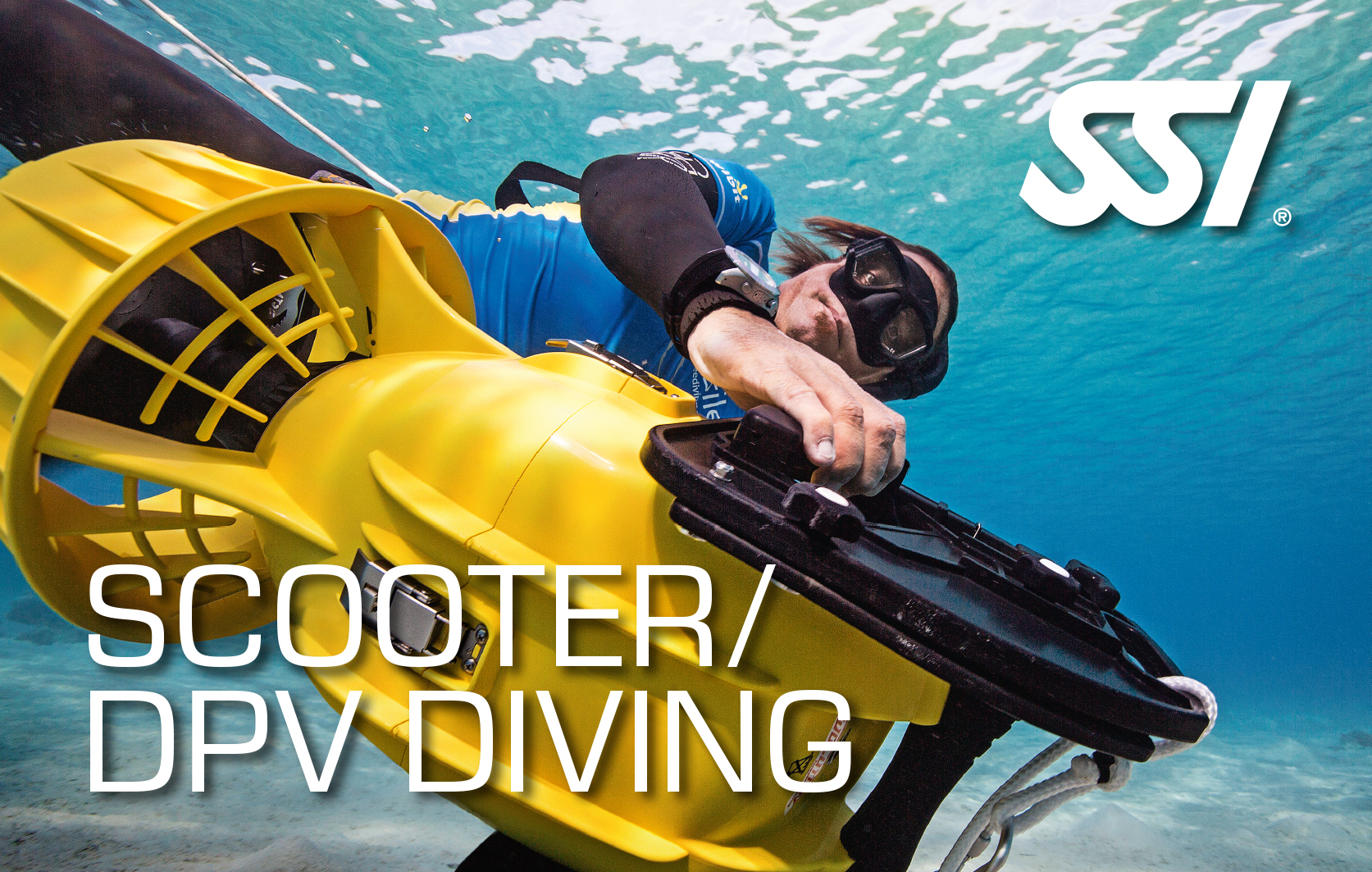 SSI Scooter Diving