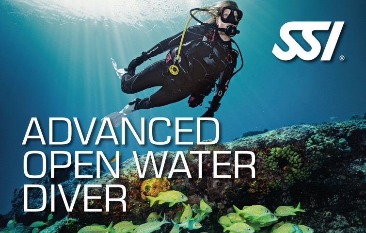 SSI Advanced Diving Class with downloads