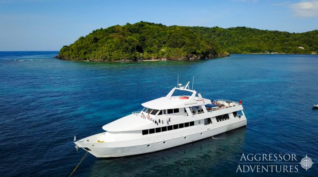 Dive Roatan & the Bay Islands aboard the Roatan Aggressor