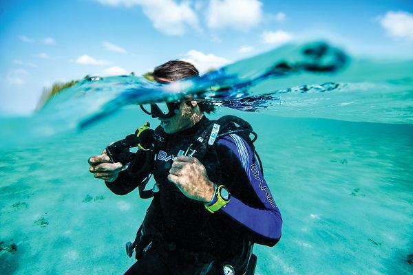 Master Scuba Diver Challenge