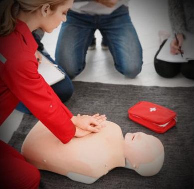 PADI - Emergency First Responder