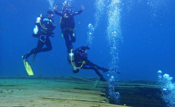Advanced Open Water – Tobermory