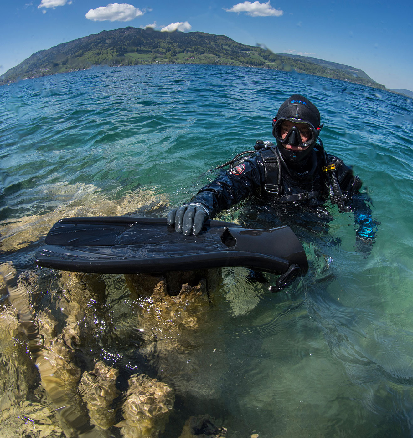 Open Water – Tobermory