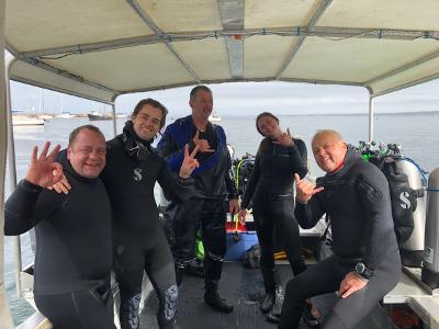 Advanced Open Water (AOW)