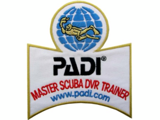 MSDT Master Scuba Diver Trainer