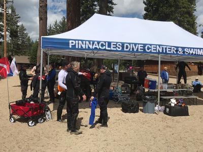 Fun Dive; Meeks Bay Resort; South Lake Tahoe