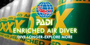 Nitrox Enriched Air Diver