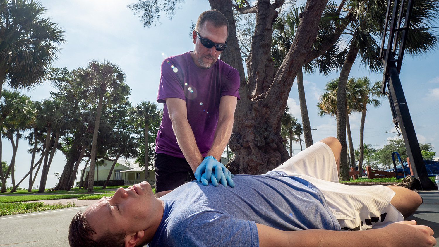 CPR Primary and Secondary Care