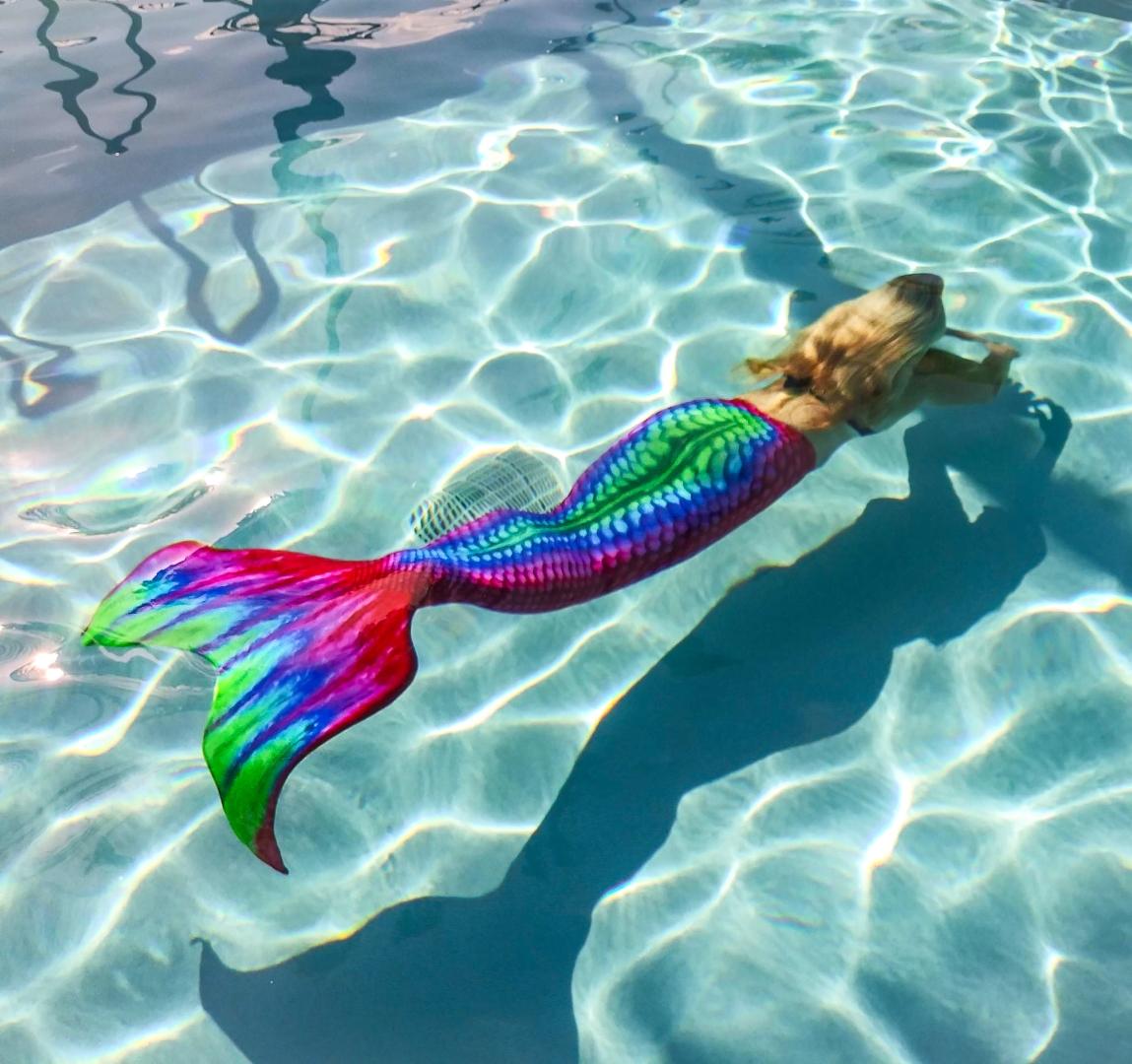 Sunshine Sirens Mermaid School