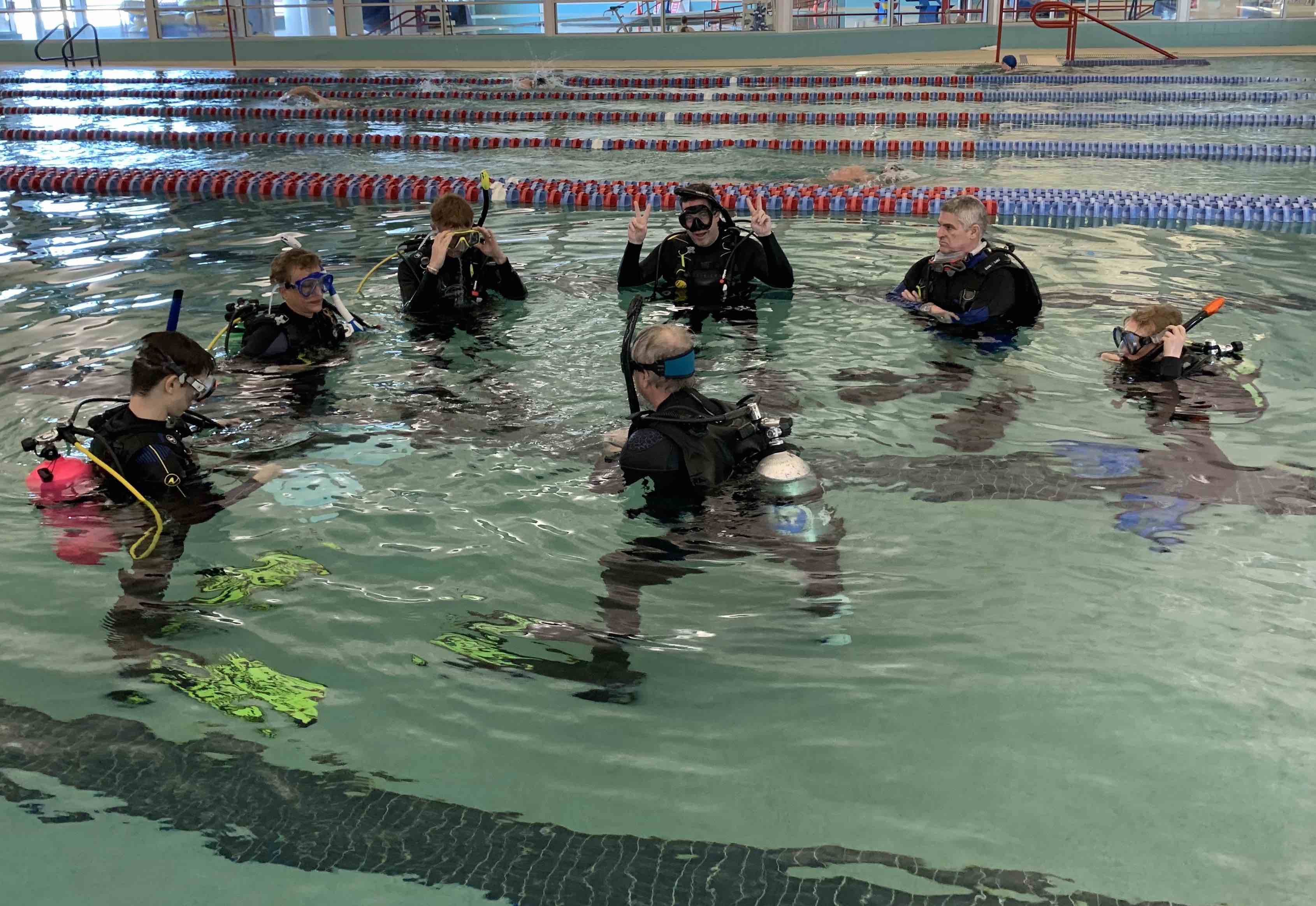 Scuba Diving Refresher