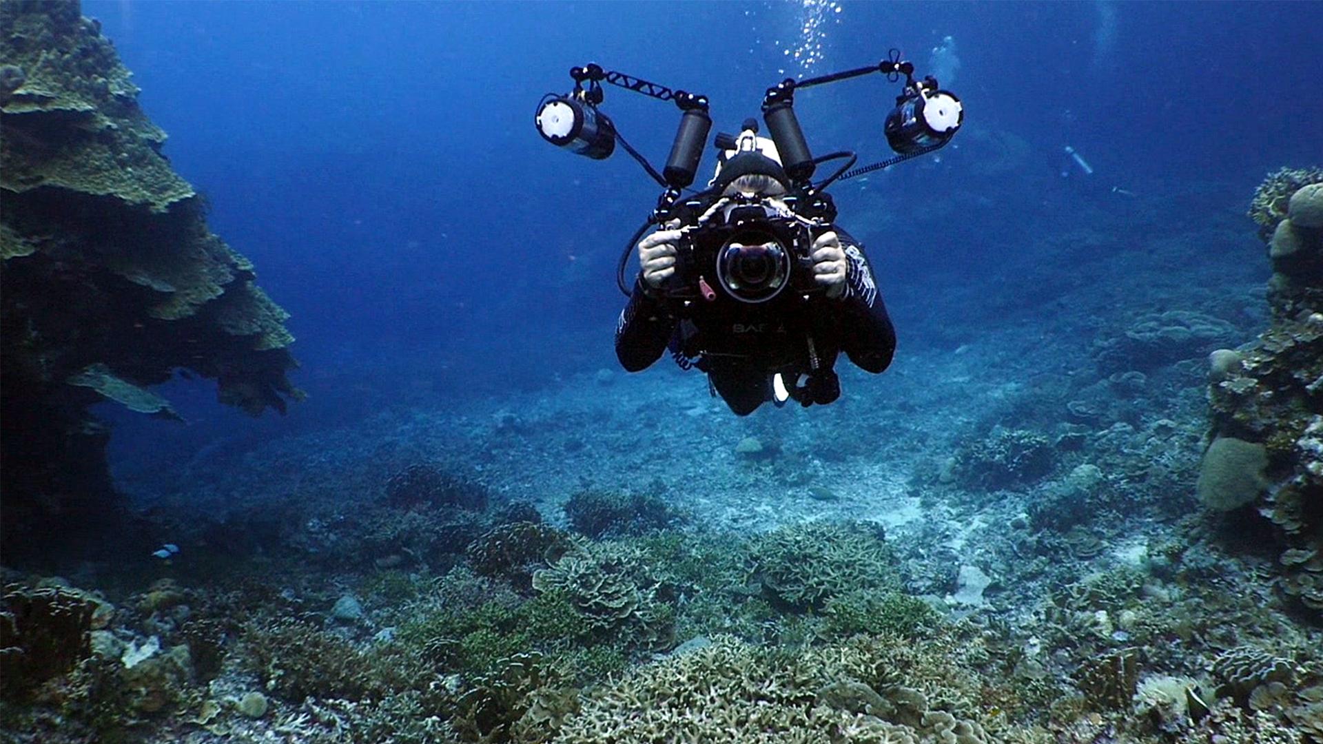 Digital Underwater Photography Level 2
