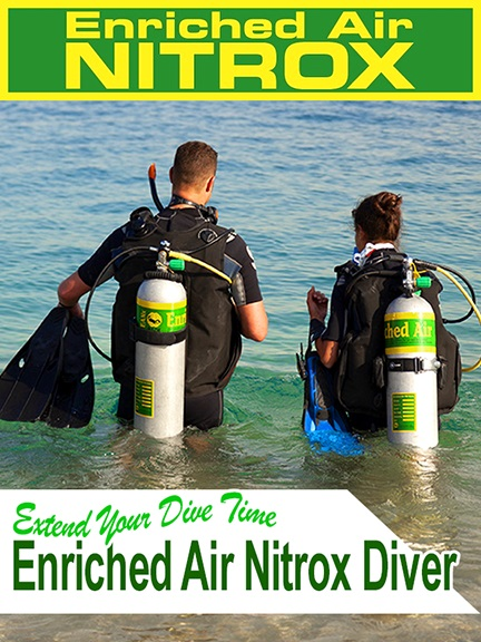 Enriched Air Nitrox with eLearning