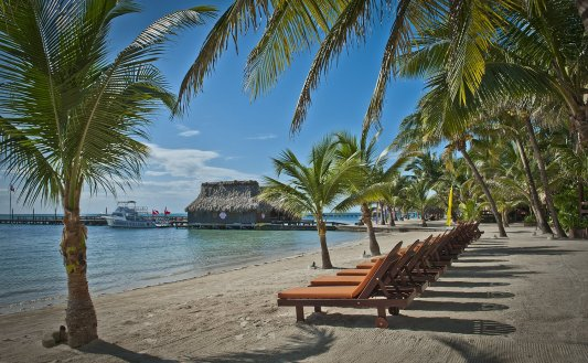 Ambregris Caye, Belize - June 19- 26, 2021